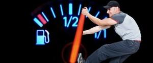 Consumo de gasolina