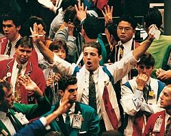 Por qué gente inteligente no puede ganarle al mercado de valores