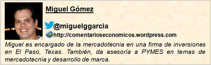 Biografía Miguel Gómez