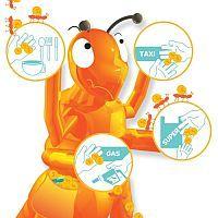El costo de los gastos hormiga