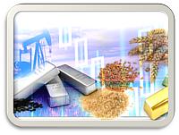 El Mercado de Derivados: opción para invertir en alimentos, metales y energía