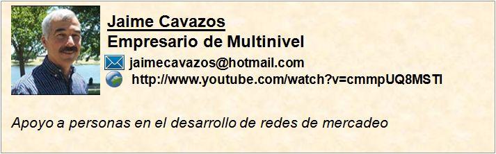 BIO Jaime Cavazos