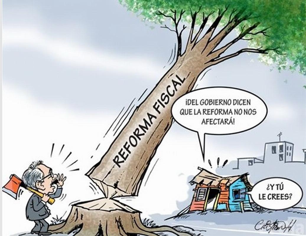 Reforma Fiscal - Mi Opinión