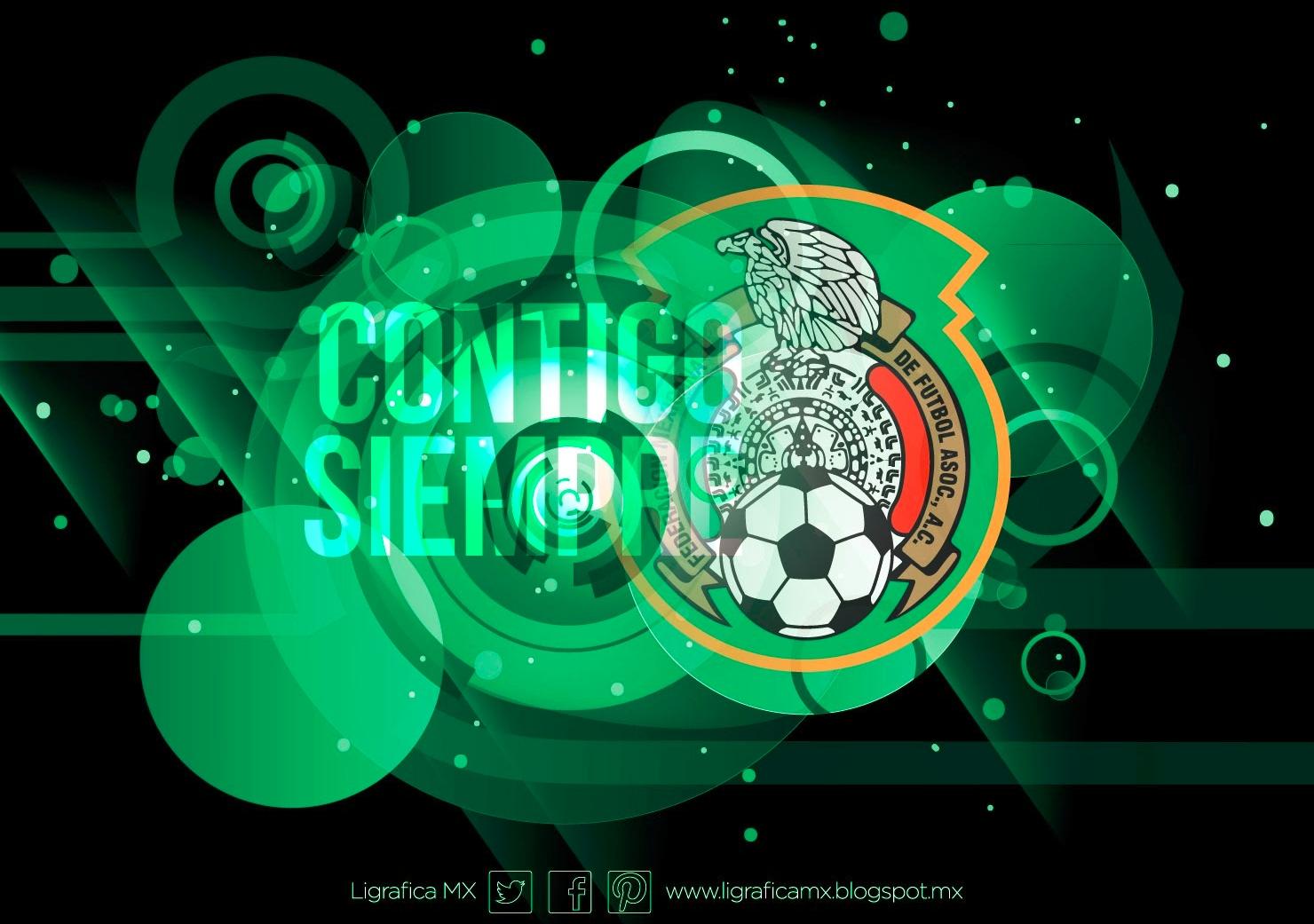 #GritemosMEXICO Unámonos para que México no sea eliminado del mundial