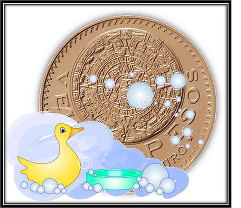 Como limpiar las monedas