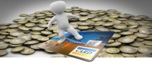 Tarjeta de crédito conquistada totalero