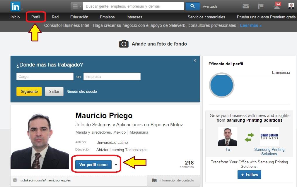 LinkedIn 01