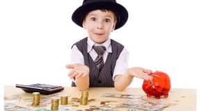¿Cuál es el mejor lugar para que los niños ahorren su dinero?