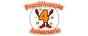 Practifinanzas Cuarto Aniversario
