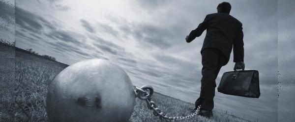 Cómo escapar de la esclavitud financiera