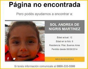 Iniciativa No Encontrado noencontrado.org