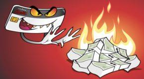 El riesgo del Saldo Promedio en el manejo de las Tarjetas de Crédito