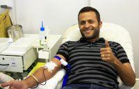 Donador de sangre altruista