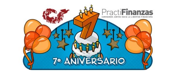 ¿Cómo recibir asesoría gratuita en el séptimo aniversario de PractiFinanzas?