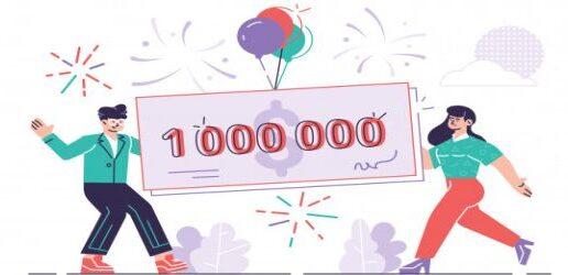 Cómo alcanzar tu primer millón sin importar cuánto dinero tengas hoy