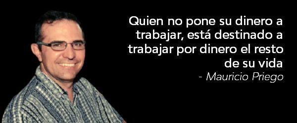 Citas inversiones Mauricio Priego #MPPh