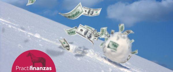 La Bola de Nieve, estrategia sencilla y efectiva para salir de deudas